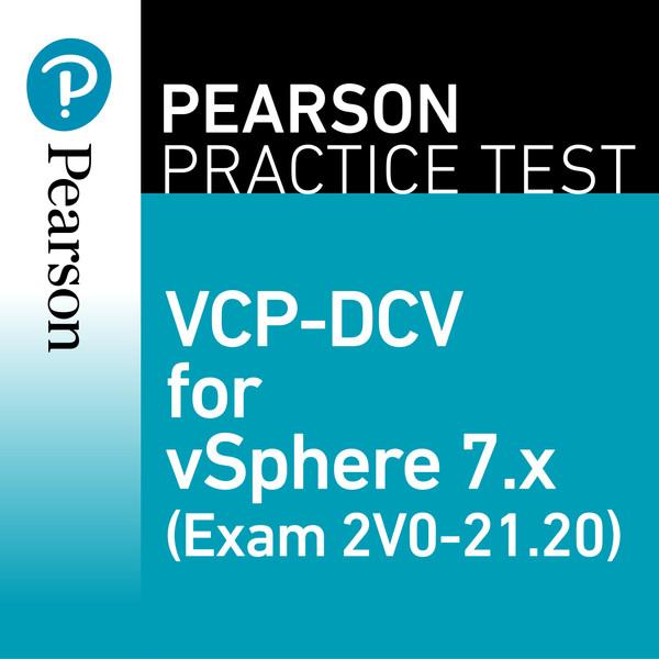 VCP-DCV for vSphere 7.x