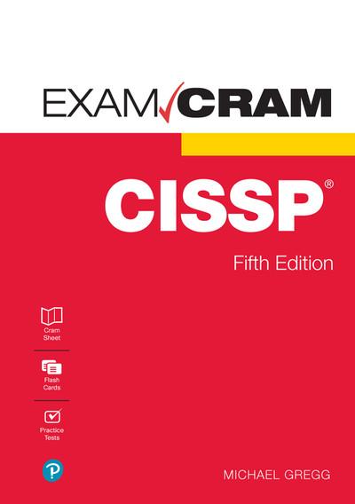 book cover - CISSP Exam Cram