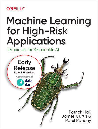 book cover - Responsible AI