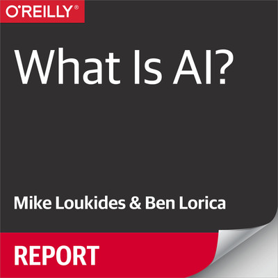 book cover: What is AI?