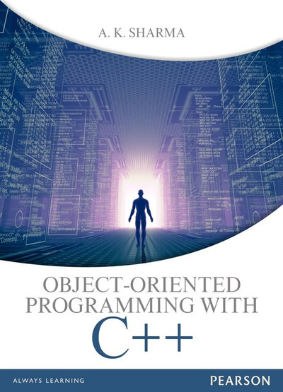 book cove: Object-oriented programming with C++