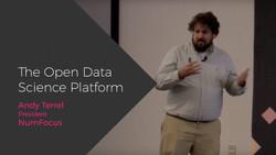 The Open Data Science Platform