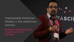 Interpretable Predictive Models in the Healthcare Domain