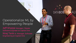 Operationalize ML by Empowering People