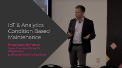 IoT and Analytics Condition Based Maintenance