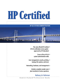 HP-Certified HP-UX System Administration