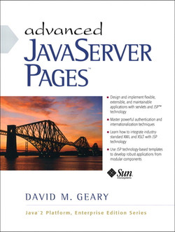 Advanced JavaServer Pages™