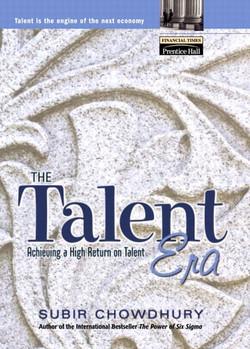 Talent Era, The: Achieving a High Return on Talent