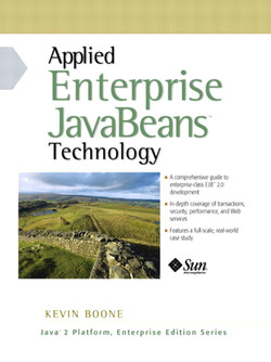 Applied Enterprise JavaBeans™ Technology
