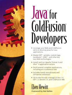 Java™ for ColdFusion® Developers