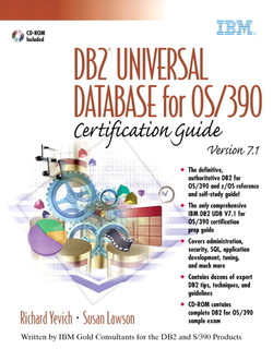 DB2® Universal Database for OS/390® Version 7.1 Certification Guide