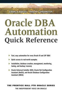 Oracle® DBA Automation Quick Reference