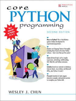 Core Python Programming, Second Edition