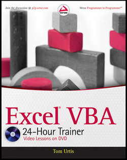 Excel® VBA: 24-Hour Trainer