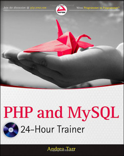 PHP and MySQL: 24-Hour Trainer