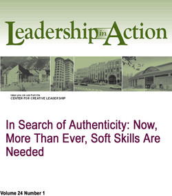 In Search of Authenticity: Now More Than Ever, Soft Skills Are Needed