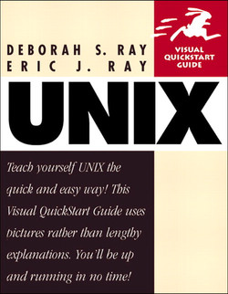 Unix: Visual QuickStart Guide