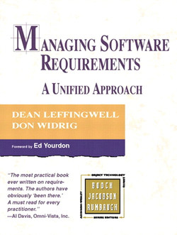 Managing Software Requirements: A Unified Approach