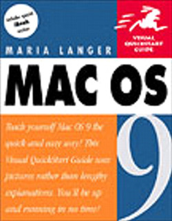 Mac OS 9: Visual QuickStart Guide