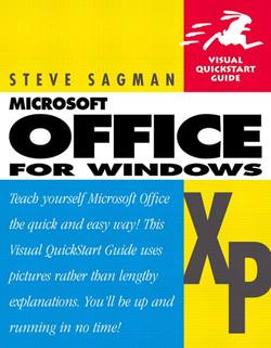 Microsoft Office XP for Windows: Visual QuickStart Guide