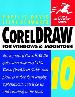CorelDraw 10 for Windows: Visual QuickStart Guide