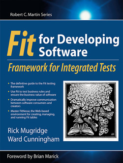 Fit for Developing Software: Framework for Integrated Tests
