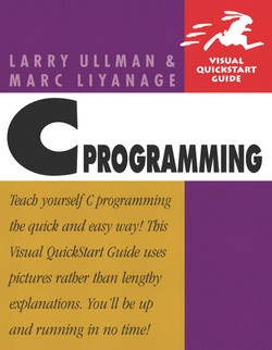 C Programming: Visual Quickstart Guide
