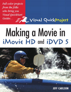 Visual QuickProject Guide: Making a Movie in imovie HD and iDVD 5