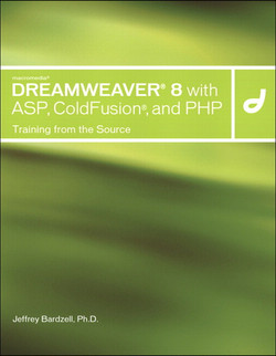 Macromedia® Dreamweaver® 8 with ASP, Coldfusion® and PHP: Training from the Source