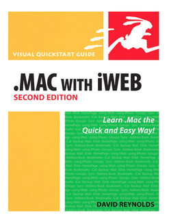 .Mac with iWeb, Second Edition: Visual QuickStart Guide