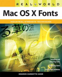 Real World Mac OS X Fonts