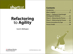 Refactoring to Agility