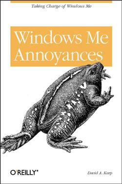 Windows Me Annoyances