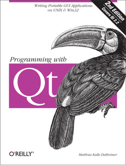 Programming with Qt, 2nd Edition