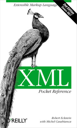 XML Pocket Reference, Second Edition