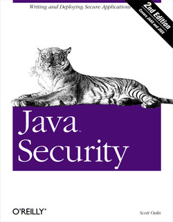 Java Security, 2nd Edition