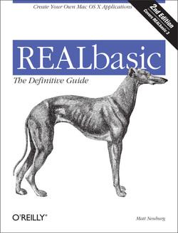 REALBasic: TDG, 2nd Edition