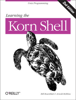 Learning the Korn Shell, 2nd Edition