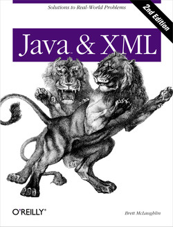 Java and XML, Second Edition