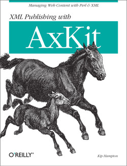XML Publishing with AxKit