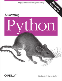 Learning Python, 2nd Edition
