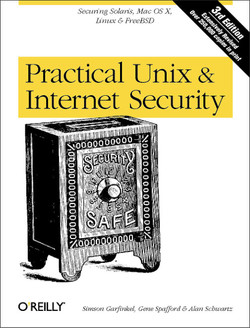 Practical UNIX and Internet Security, 3rd Edition