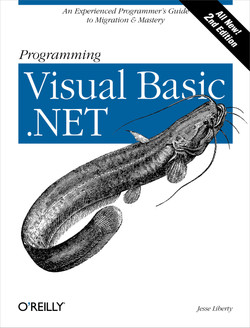 Programming Visual Basic .NET, Second Edition