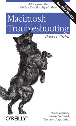 Macintosh Troubleshooting Pocket Guide for Mac OS