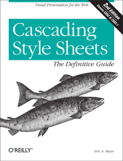 Cascading Style Sheets: The Definitive Guide, Second Edition