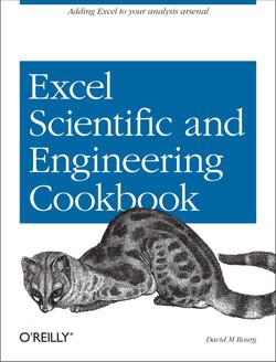 Excel Scientific and Engineering Cookbook