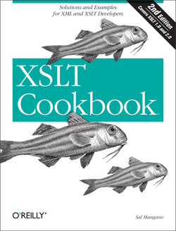 XSLT Cookbook, 2nd Edition