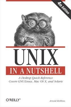 Unix in a Nutshell, 4th Edition