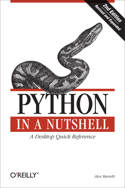 Python in a Nutshell, 2nd Edition