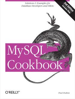 MySQL Cookbook, 2nd Edition